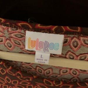 LuLaRoe Large Tunic